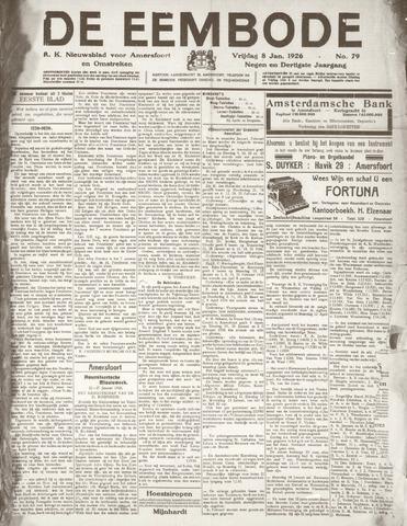 De Eembode 1926