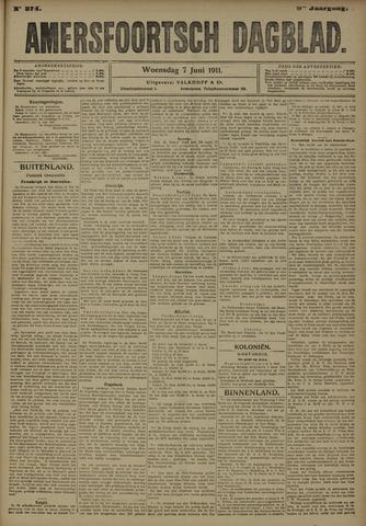 Amersfoortsch Dagblad 1911-06-07