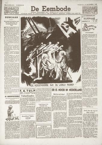 De Eembode 1940-12-27
