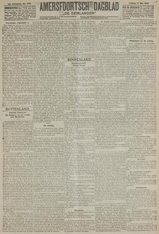 Amersfoortsch Dagblad / De Eemlander 1918-05-17
