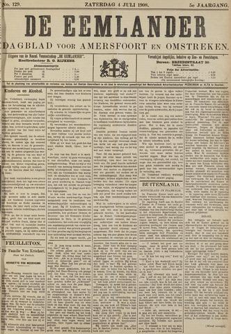 De Eemlander 1908-07-04
