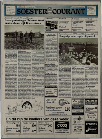 Soester Courant 1997-01-15