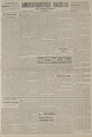 Amersfoortsch Dagblad / De Eemlander 1920-12-27