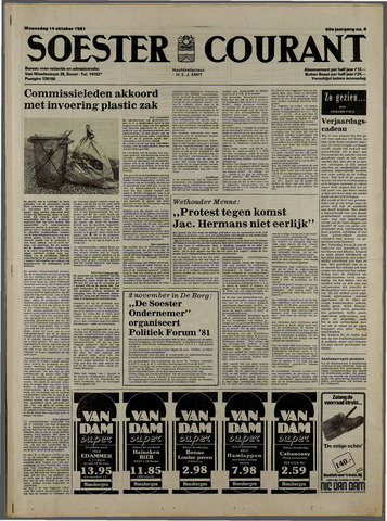 Soester Courant 1981-10-14