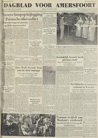 Dagblad voor Amersfoort 1951-07-30