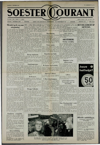 Soester Courant 1963-10-01