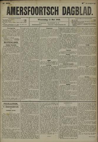 Amersfoortsch Dagblad 1908-05-13