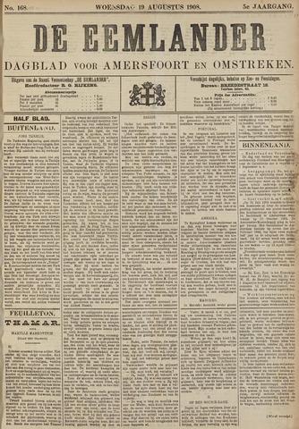 De Eemlander 1908-08-19