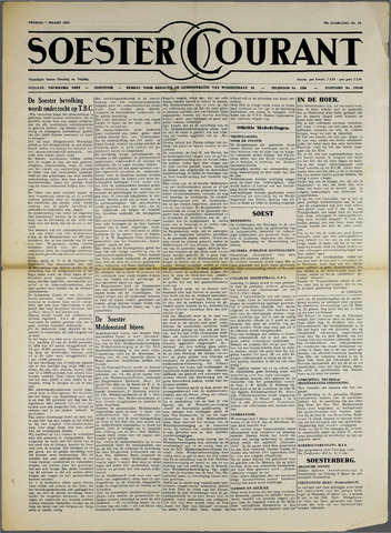 Soester Courant 1952-03-07