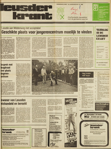 Leusder Krant 1980-05-28