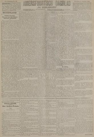 Amersfoortsch Dagblad / De Eemlander 1918-10-21