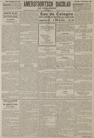 Amersfoortsch Dagblad / De Eemlander 1926-12-07