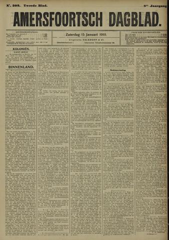 Amersfoortsch Dagblad 1910-01-15