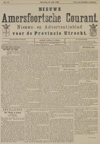 Nieuwe Amersfoortsche Courant 1903-07-11
