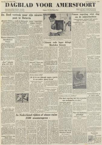 Dagblad voor Amersfoort 1948-11-01