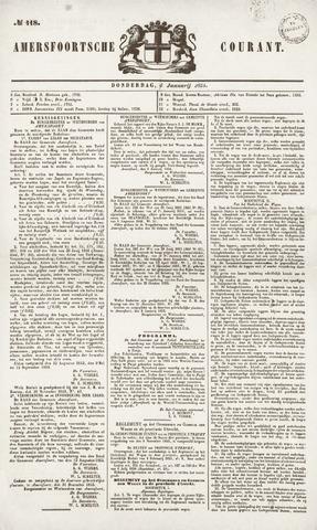Amersfoortsche Courant 1854