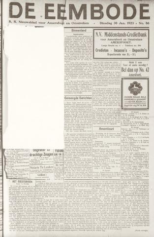 De Eembode 1923-01-30