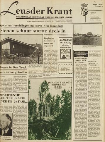 Leusder Krant 1973-04-05