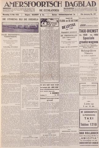 Amersfoortsch Dagblad / De Eemlander 1935-05-15