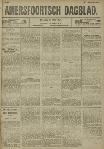 Amersfoortsch Dagblad 1904-05-17