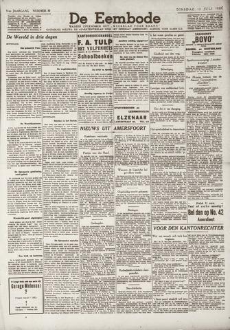 De Eembode 1937-07-13