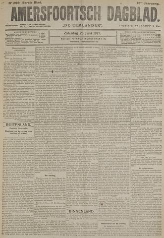 Amersfoortsch Dagblad / De Eemlander 1917-06-23