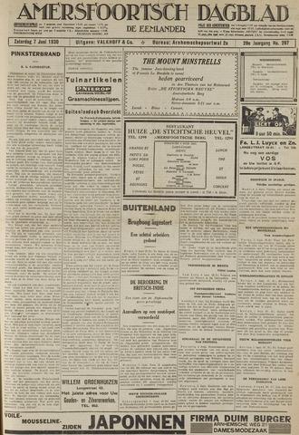 Amersfoortsch Dagblad / De Eemlander 1930-06-07