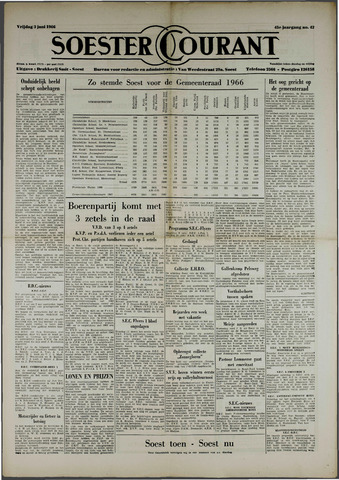 Soester Courant 1966-06-03