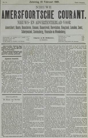 Nieuwe Amersfoortsche Courant 1881-02-19