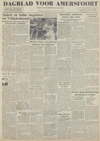 Dagblad voor Amersfoort 1947-08-13