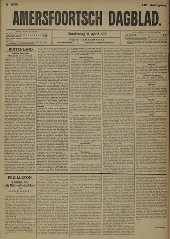 Amersfoortsch Dagblad 1912-04-11