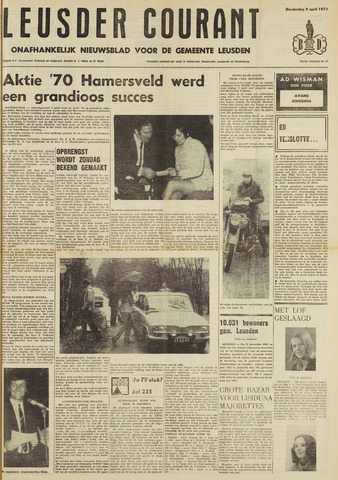 Leusder Krant 1970-04-09