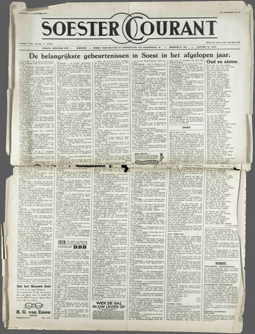Soester Courant 1952-12-31