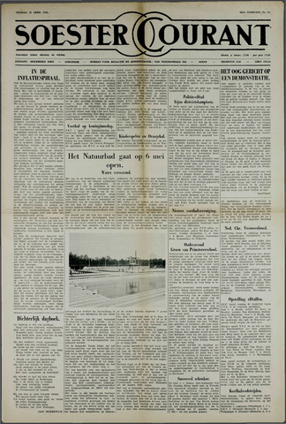 Soester Courant 1964-04-24