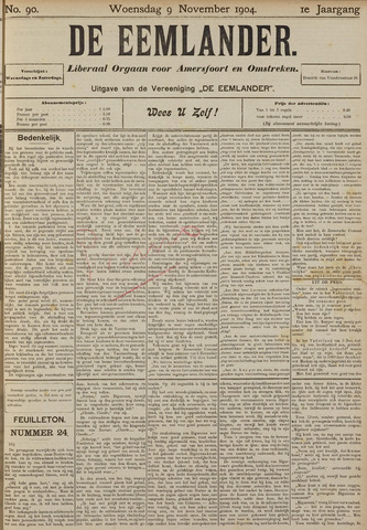 De Eemlander 1904-11-09