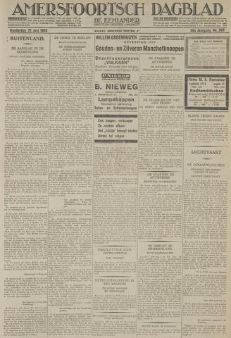 Amersfoortsch Dagblad / De Eemlander 1928-06-21