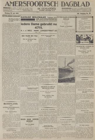 Amersfoortsch Dagblad / De Eemlander 1929-07-23