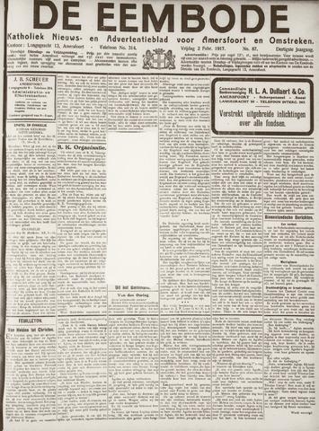 De Eembode 1917-02-02