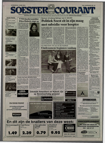 Soester Courant 2004-05-19