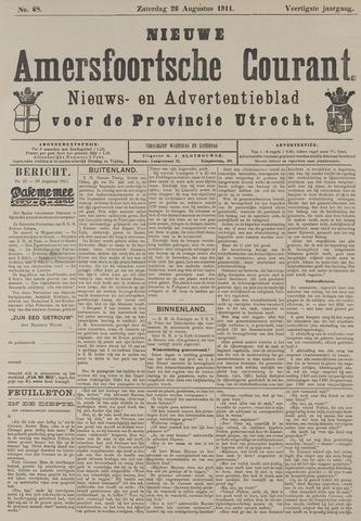 Nieuwe Amersfoortsche Courant 1911-08-26