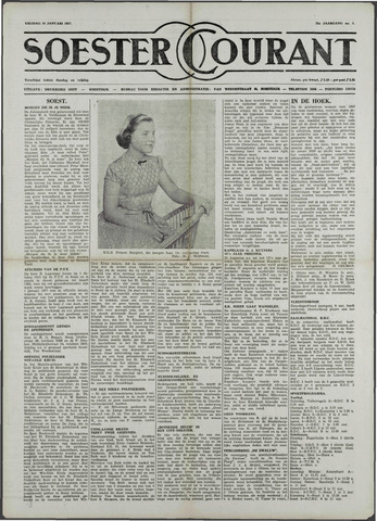 Soester Courant 1957-01-18