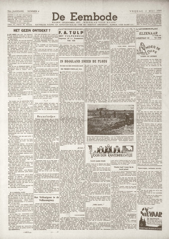 De Eembode 1941-05-02