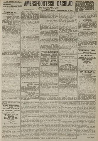 Amersfoortsch Dagblad / De Eemlander 1923-10-24