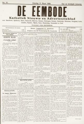 De Eembode 1908-03-21