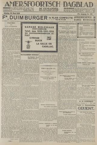 Amersfoortsch Dagblad / De Eemlander 1929-03-30