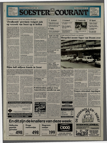 Soester Courant 1995-02-22