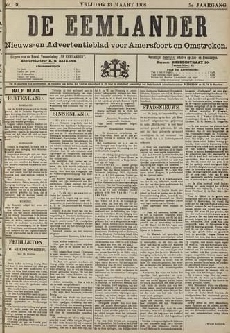 De Eemlander 1908-03-13