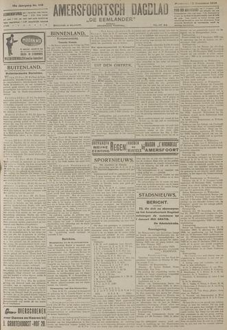 Amersfoortsch Dagblad / De Eemlander 1920-12-22