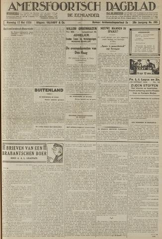 Amersfoortsch Dagblad / De Eemlander 1930-05-12
