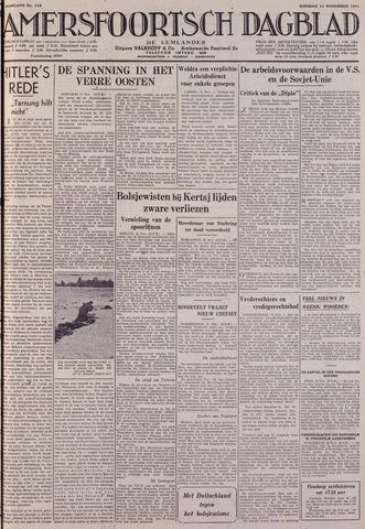 Amersfoortsch Dagblad / De Eemlander 1941-11-11